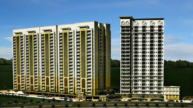 2 BHK Apartment For Rent in Oasis Venetia Heights