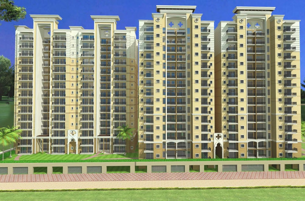 3 BHK Apartment For Rent in Oasis Venetia Heights