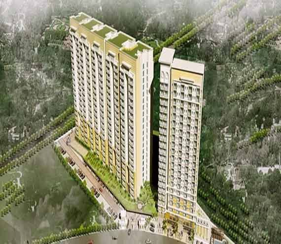 1 BHK Apartment For Rent in Oasis Venetia Heights