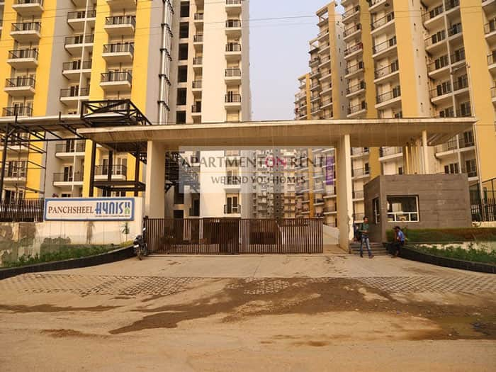 Apartment For Rent in Panchsheel Hynish